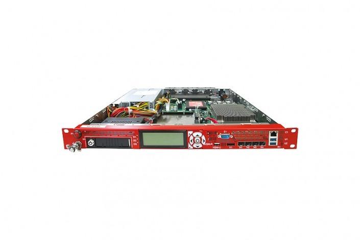 Data Security Server - Militärischer 19-Zoll Rackserver