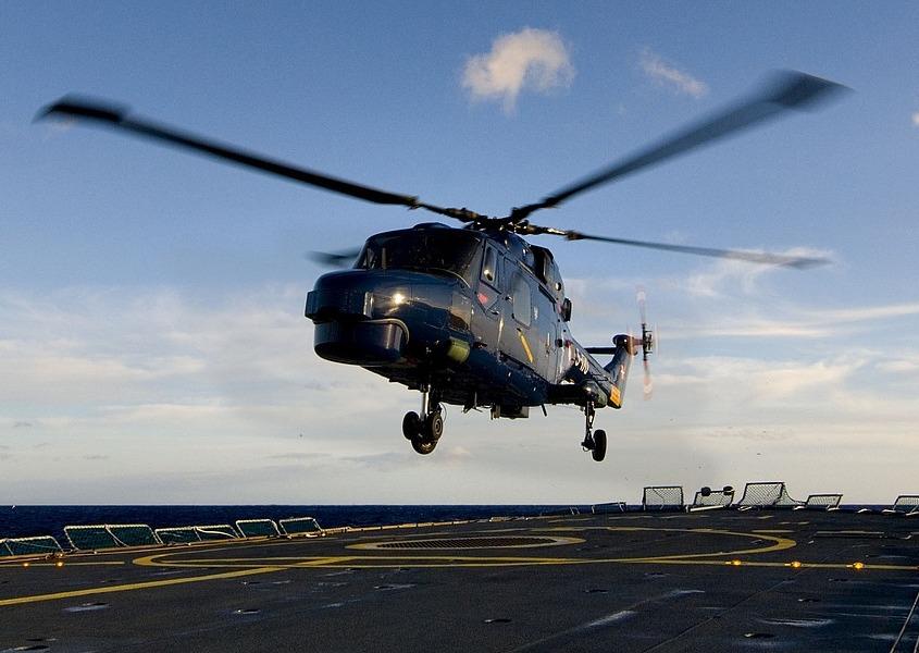Helicopter Handling System
