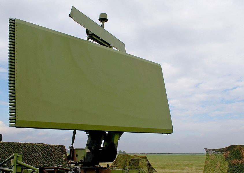 Mobile Radaranlagen